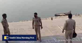 Bodies on Ganges river banks: the real tragedy of India surfaces - South China Morning Post