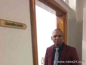 Danville Smith the first ANC member in the Western Cape to step aside - News24