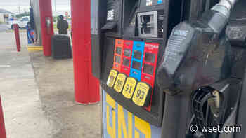 Gas stations in Danville running on empty due to gas rush - WSET