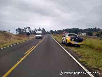 Motociclista bate em animal solto na pista e morre em Ibaiti - Folha Extra