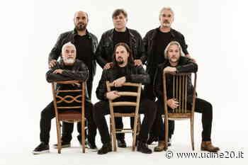 NOMADI in concerto il 19 giugno 2021 a Cervignano del Friuli - Udine20 2020