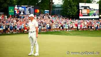 PGA Tour: Rory McIlroy gewinnt die Wells Fargo Championship - Golf Post