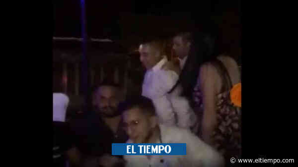 Analizan medidas disciplinarias a policía que organizó fiesta en Vijes - ElTiempo.com