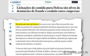 Cidade de Caieiras é citada em investigação - RNews