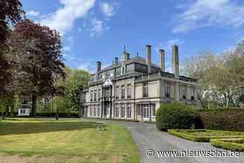 Vlaamse overheid pompt 100.000 euro in restauratie van dak Château de la Waere - Het Nieuwsblad