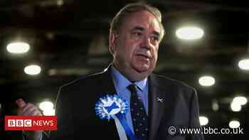 Alex Salmond's Alba party to contest 2022 council elections