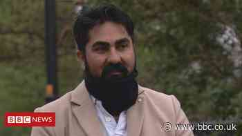 Man in Glasgow immigration van 'thankful' for response