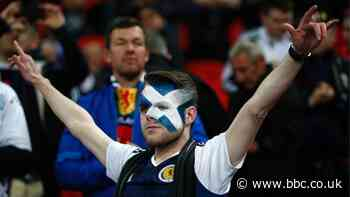 Euro 2020: Scotland allocated 2,600 tickets for England match at Wembley