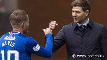 Rangers: Steven Gerrard's champions target milestones in final game against Aberdeen