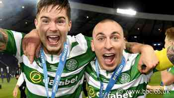Scott Brown: Mikael Lustig pays tribute to outgoing Celtic captain