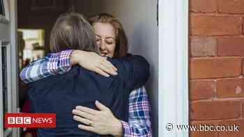 Covid-19: Five ways to make hugging safer, from the experts