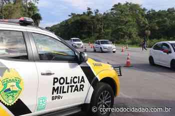 Motociclista morre em colisão frontal com carro na PR 456, em Palmital – Correio do Cidadão - Correio do CIdadão