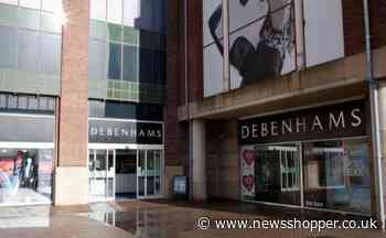 Bromley Debenhams to shut today following coronavirus crisis