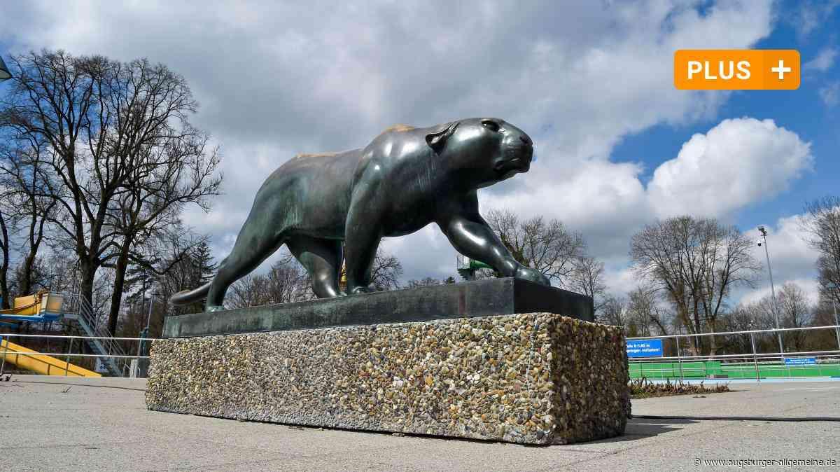 Landsberg: Streit um den Panther im Inselbad