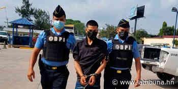 Queda preso pandillero por el asesinato de un joven en Sabanagrande - La Tribuna.hn