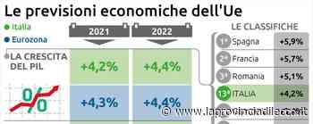 Migliorano le stime economiche dell'Ue - Europa, None - La Provincia di Lecco
