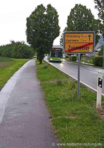 Neue Fahrradwege für die Ortenau - Offenburg - Badische Zeitung