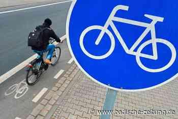 Fahrradclub will das Radwegenetz in Offenburg verbessern - Offenburg - Badische Zeitung
