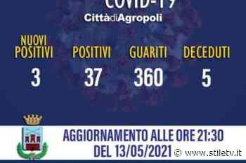 Covid, tre nuovi casi e tre guarigioni ad Agropoli: 37 gli attuali positivi - StileTV