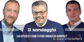 Agropoli, il sondaggio: ballottaggio Coppola e Cianciola, Di Biasi ago della bilancia - Info Cilento