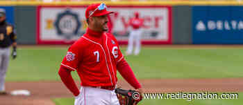Cincinnati Reds vs Colorado Rockies - May 14, 2021 - redlegnation.com