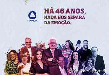 TV Atalaia completa 46 anos de história - 93Notícias
