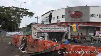 Colombia.- Puerto Resistencia reclama desde Cali oportunidades para los jóvenes colombianos - www.notimerica.com