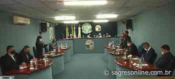 Câmara abre cinco processos de impeachment contra prefeito de Senador Canedo - Sagres Online - Sagres Online