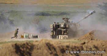 Israeli airstrike in Gaza destroys building with AP bureau