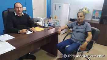 Prefeito de Tapejara discute ações relacionadas a saúde pública com o Ciscenop - Folha De Cianorte