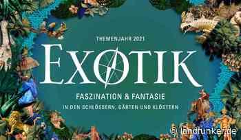 "Schloss Bruchsal   Start ins Themenjahr ""Exotik"" - Landfunker"
