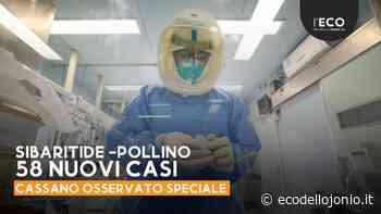 Covid, nella Sibaritide-Pollino si contano 58 nuovi positivi. Castrovillari ne registra 12 | EcodelloJonio.it - Ecodellojonio