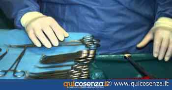 Castrovillari: positivo strumentista di sala operatoria, gli interventi proseguono - Quotidiano online