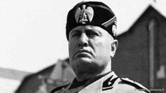 Rovato, mozione respinta: Benito Mussolini resta cittadino onorario - QuiBrescia.it