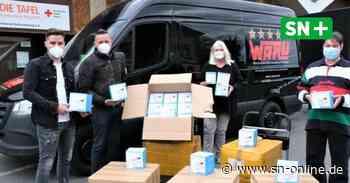 Rinteln: Tafel bekommt große FFP2-Masken-Spende - Schaumburger Nachrichten