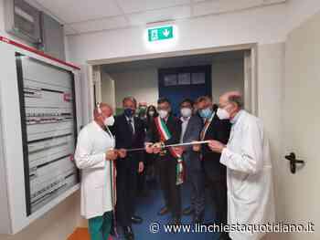 Coronavirus, inaugurato all'ospedale di Colleferro un reparto di terapia sub-intensiva - L'Inchiesta Quotidiano OnLine