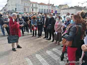 Villeneuve-sur-Lot : après le meurtre de Chahinez, ils se mobilisent contre les féminicides - Sud Ouest