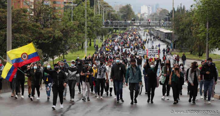 Colombia, il silenzio dei media di fronte alla strage è assordante
