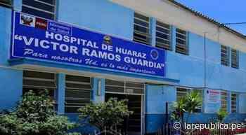 Suspenden suminsitro de oxígeno medicinal a ciudadanos de Huaraz - LaRepública.pe