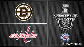 Hockey Night in Canada: Boston vs. Washington