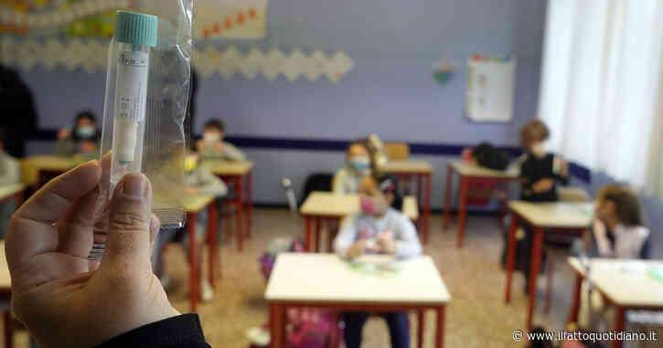 """Test salivari molecolari, il ministero: """"Utili su anziani, disabili e per screening nelle scuole"""". Ma con dei paletti"""