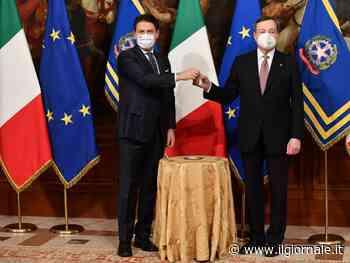"""""""Non dovevi farmelo..."""": la telefonata segreta Draghi-Conte"""