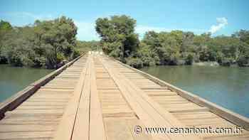 Lucas do Rio Verde e Sorriso devem formalizar parceria para recuperar ponte de madeira sobre o Rio Verde - CenárioMT