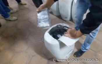PF prende quatro transportando 180 quilos de cocaína em Rio Verde - Enfoque MS