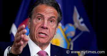 Cuomo Accusers Are Subpoenaed in Sexual Harassment Investigation