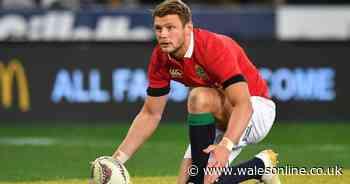 Bullish Dan Biggar spells out Lions tour aim as he explains 2017 frustration - Wales Online