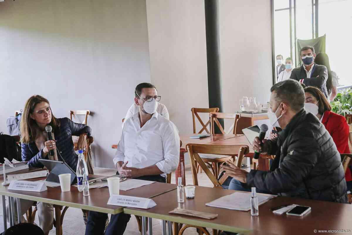 Gobernador Orozco preocupado por peajes del cruce Armero y de Coello-Cocora - El Cronista