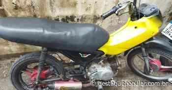 Polícia Militar apreende moto com registro de furto em Paty do Alferes - Destaque Popular