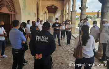 Ultiman detalles de la ordenación episcopal de Fermín Sosa en Izamal - Reporteros Hoy
