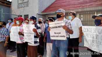 Pobladores amenazan con cerrar la clínica del ISSSTE en Izamal - PorEsto